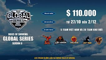 esport, esports, game sinh tồn mobile, ios, offline, rmc, ros mobile, rosm, rules of survival, rules of survival mobile, sinh nhật, sinh nhật ros, sinh nhật rules of survival, sinh tồn, update rules of survival