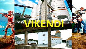Map tuyết của PUBG có tên chính thức Vikendi, lộ khu vực nhà máy và lâu đài siêu khủng