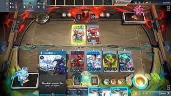 Artifact - Game thẻ bài của Dota 2 chính thức phát hành, xem điểm số đánh giá tại đây