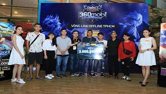 Không khí rộn ràng buổi Offline giải đấu đầu tiên Mobile Legends: Bang Bang VNG tại TP.HCM