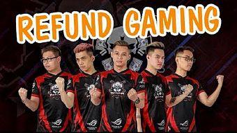Refund Gaming của Độ Mixi là đội tuyển game duy nhất lọt danh sách đề cử WeChoice Awards 2018