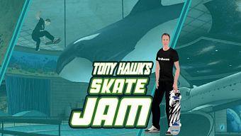 game android, game mobile, game thể thao, game trượt ván, skate jam, skate jam pre-register, tony hawk, tony hawk's skate jam