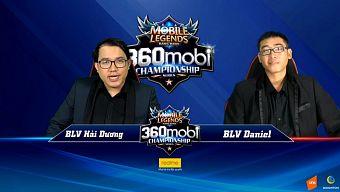 Mobile Legends: Bang Bang VNG - Gia nhập cuộc chơi eSports Việt đầy mạnh mẽ