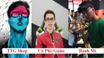 Các streamer Việt nổi tiếng lần lượt chuyển hướng kinh doanh nhờ thương hiệu cá nhân