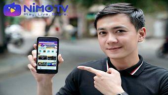 livestream game, nimotv, streamer