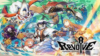 Revolve8 - Siêu phẩm chiến thuật thời gian thực của SEGA chính thức ra mắt