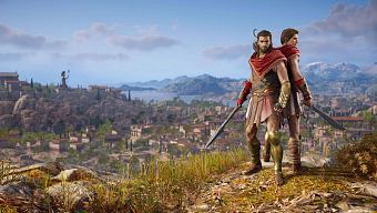Assassin's Creed Odyssey nhận