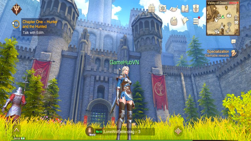 blade and soul: revolution, call of duty: legends of war, code: eve, download game rangers of oblivion, download rangers of oblivion, game android, game ios, game nhập vai, game nhập vai 2019, game online, game online 2019, hướng dẫn tải rangers of oblivion, mmorpg, mmorpg 2019, monster hunter, netease, rangers of oblivion, rpg, rpg 2019, tải game rangers of oblivion, tải rangers of oblivion