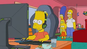 dota 2, gia đình simpsons, league of legends, riot games, the simpsons, the simpsons conflict of enemies, the simpsons esports, the simpsons video games