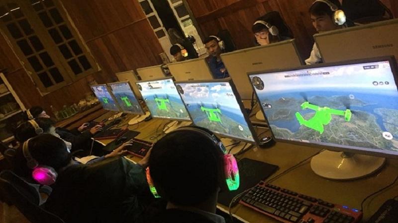cấm hack tại quán net, cyber game, gian lận trong game, hack tại quán net, hack/cheat, quán game, quán net, quán net xử hack, tiệm game, tiệm net
