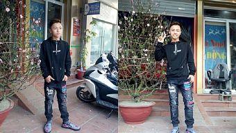 Truy tìm thanh niên lừa đảo cuỗm sạch tiền quán net cùng xe máy bỏ trốn tại Hải Phòng
