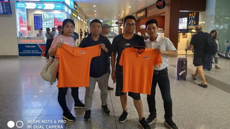 6699 thành công với việc xây dựng và phát triển đội hình từ những ngoại bình Trung Quốc