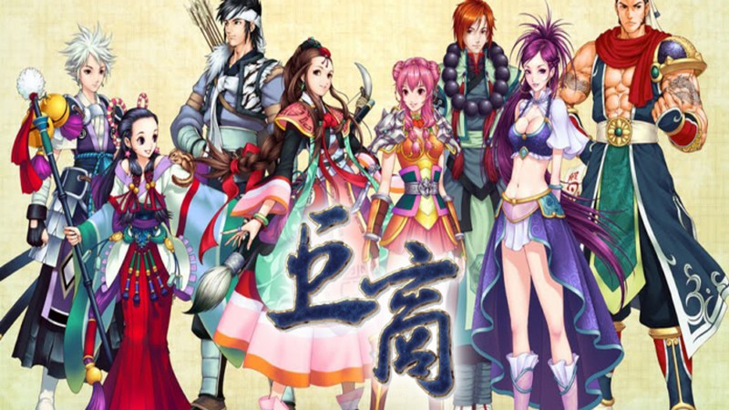 game hàn, game mmo, game mmorpg, game mobile, game nhập vai, game online, game rpg, gersang, gersang mobile, rpg republic, the great merchant, the great merchant mobile