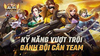 AOG – Đấu Trường Vinh Quang cán mốc 1 triệu lượt tải trên Google Play