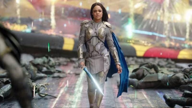 avengers, captain america, iron man, marvel comics, mcu, phim marvel, siêu anh hùng marvel, tessa thompson, thanos, thor, thor 4, thor: ragnarok, valkyrie, vũ trụ marvel