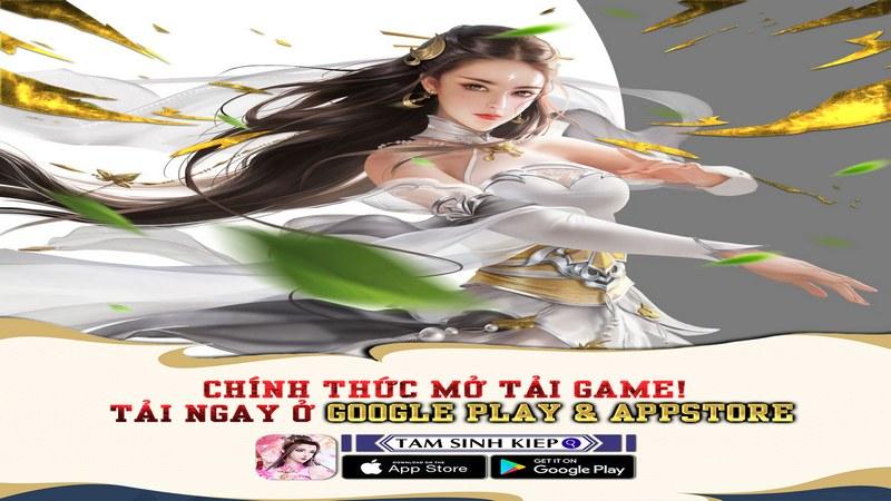Tam Sinh Kiếp Mobile ra mắt