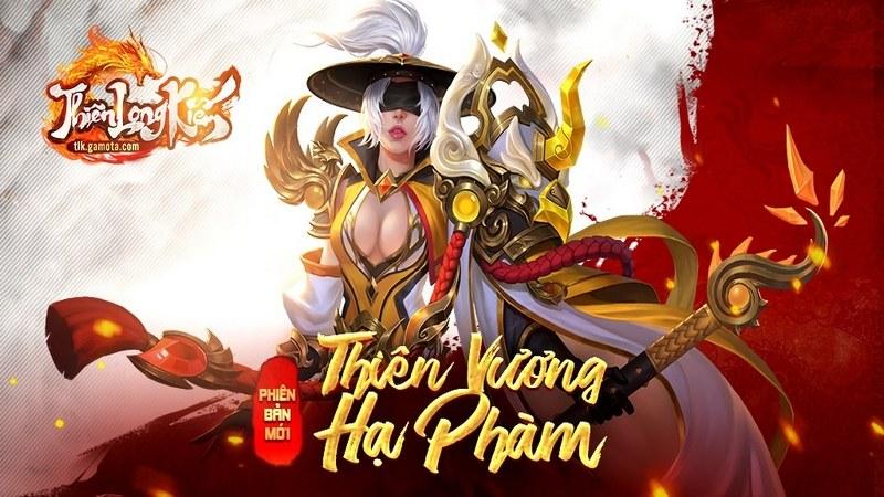 Thiên Long Kiếm - Thiên Vương Xuất Thế
