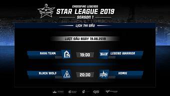CFL Star League: Khởi tranh kịch tính, HeadHunter phô diễn sức mạnh ứng cử viên vô địch