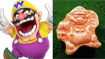 Làm giả thuốc cấm thành kẹo ngậm hình nhân vật game Mario, nam thanh niên nhận kết đắng
