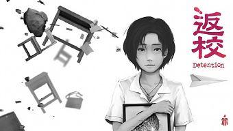 Detention - Siêu phẩm kinh dị trường học Đài Loan sẽ được chuyển thể thành phim