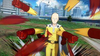 Saitama đầu trọc lại công phá thế giới ảo với siêu phẩm One Punch Man: A Hero Nobody Knows