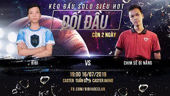 Chim Sẻ Đi Nắng vs. BiBi - Cuộc đối đầu đầy duyên nợ giữa hai ông lớn làng Chế Việt