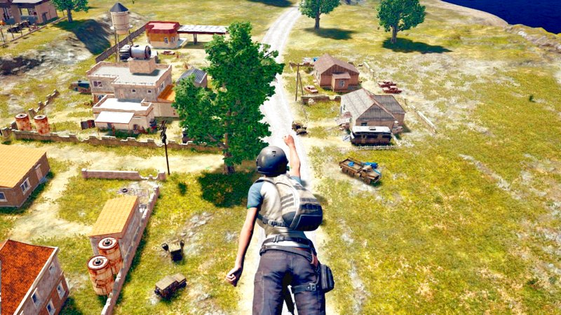 battle royale, battle royale 2019, bluehole, game battle royale 2019, game pc, pubg, pubg chống hack, pubg corp, pubg mobile, pubg mobile chống hack, pubg mobile súng mới, pubg súng mới, steam, tencent