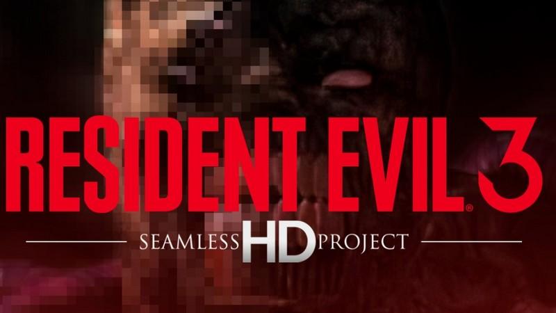 mod hd, resident evil 3, resident evil 3 seamless hd project
