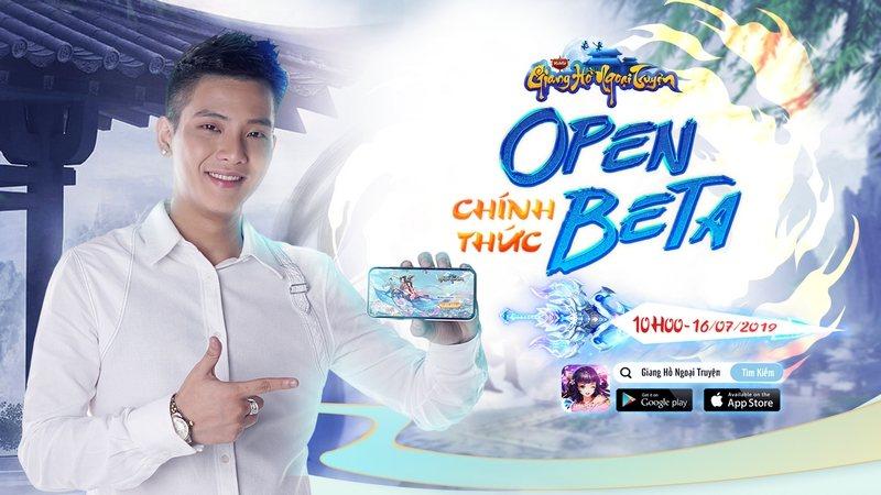 Giang Hồ Ngoại Truyện Open Beta