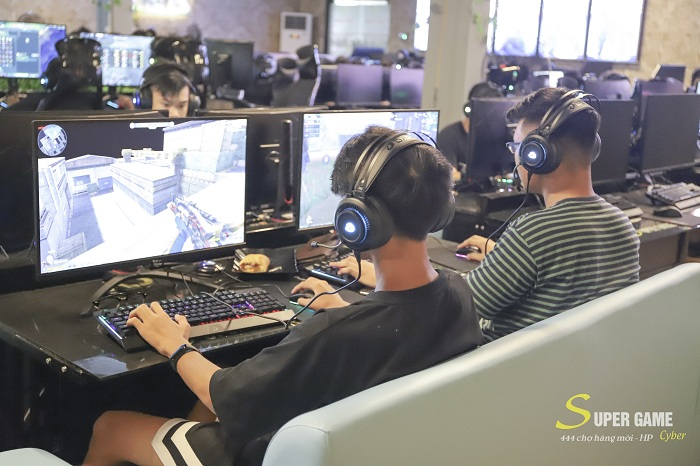 """IMG9484 Theo chân Hau Zozo đến trải nghiệm Super Game - cyber siêu """"khủng"""" đạt chuẩn 5 sao tại Hải Phòng"""