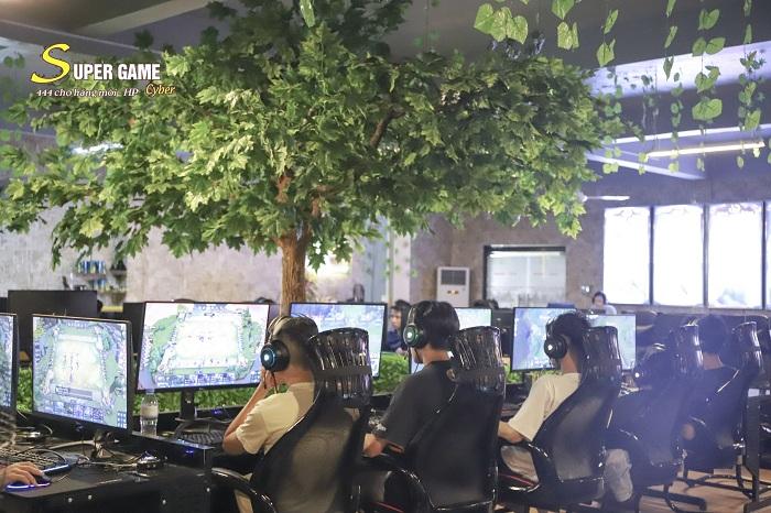"""IMG9487 Theo chân Hau Zozo đến trải nghiệm Super Game - cyber siêu """"khủng"""" đạt chuẩn 5 sao tại Hải Phòng"""