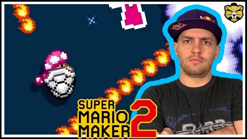 game pc/console, game pc/console 2019, nintendo, nintendo switch, super mario, super mario maker, super mario maker 2