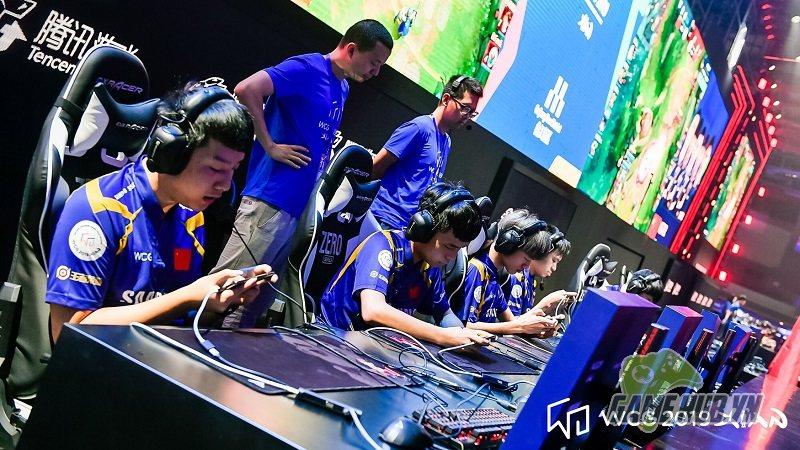 Toàn cảnh giải đấu WCG 2019: Người Trung Quốc thể hiện sức
