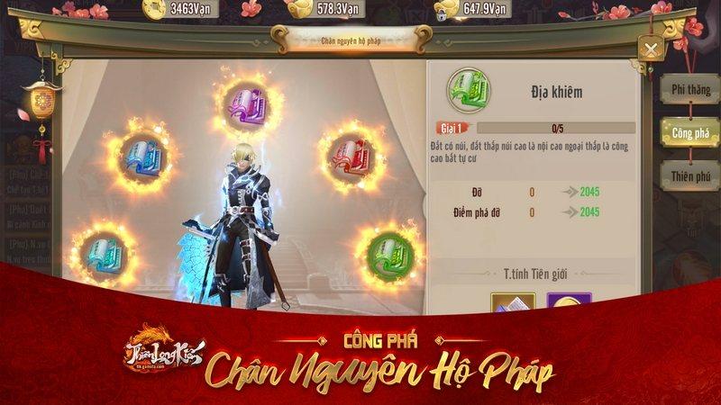 Big Update Thiên Long Kiếm