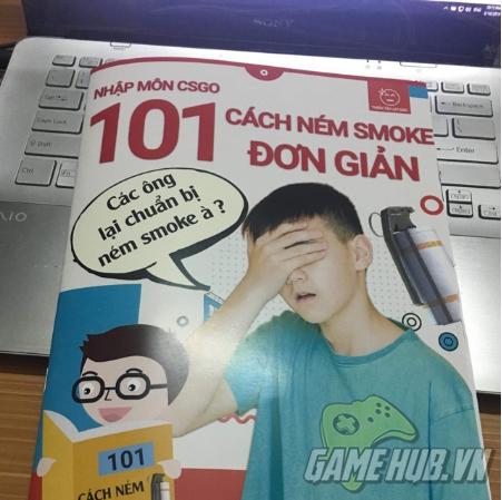 """Game thủ Việt biên soạn hẳn """"cẩm nang CS:GO"""" rồi đem giao bán trên Shopee"""