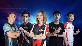 CrossFire Legends: Hai đội tuyển Việt Nam tham dự giải đấu quốc tế Song Hùng