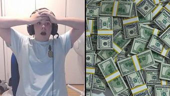 """Livestream xin từ thiện, streamer """"khóc như mưa"""" khi nhận được số tiền donate quá khủng"""