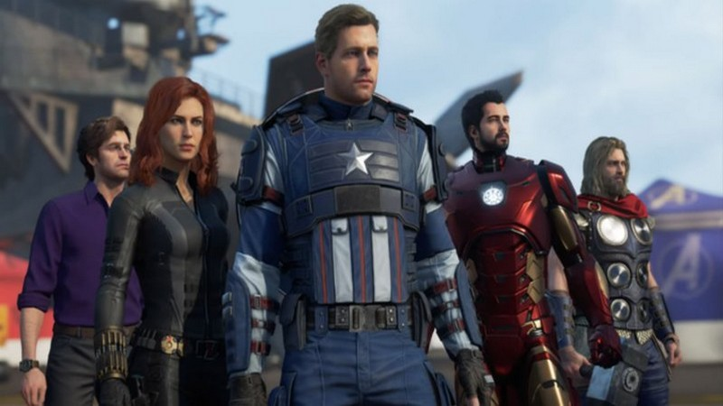 crystal dynamics, download marvel's avengers, e3 2019, game avengers, game hành động, game pc/console, game pc/console 2019, marvel, marvel's avengers, marvel's avengers 2019, square enix, tải marvel's avengers