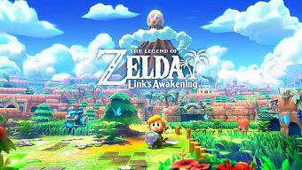 game pc/console, game pc/console 2019, game phiêu lưu hành động, game phiêu lưu hành động 2019, gameboy, nintendo, nintendo switch, the legend of zelda, the legend of zelda: link's awakening