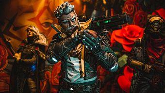 Há hốc mồm với màn cosplay Borderlands 3 xuất thần y như ảnh screenshot