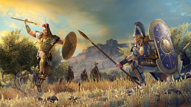 creative assembly, game chiến thuật, game chiến thuật 2019, game pc/console, game pc/console 2019, sega, total war, total war saga, total war saga: troy