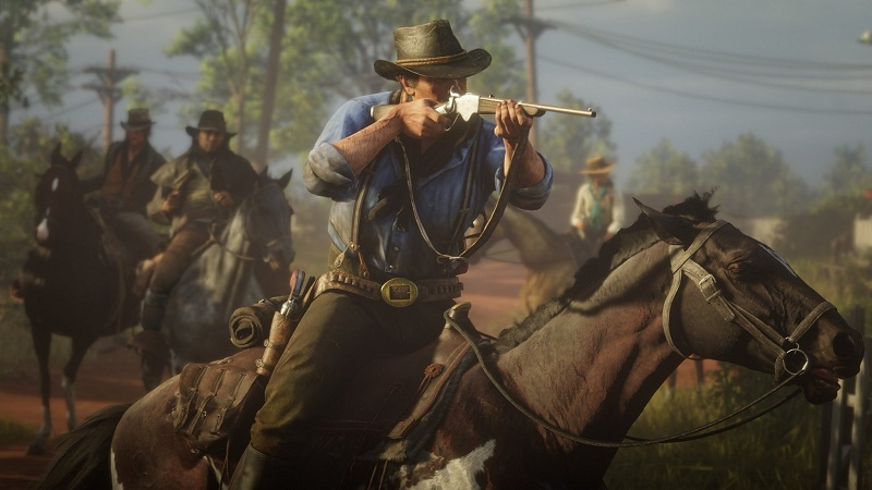 ame pc/console, game pc/console 2019, game phiêu lưu hành động, game phiêu lưu hành động 2019, game thế giới mở, red dead redemption, red dead redemption 2, red dead redemption pc, rockstar games, take-two