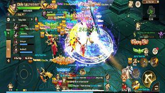 Thiên Kiếm Mobile: Lộ diện những nhà vô địch zone 1 & 2 giải đấu Tuyệt Thế Chiến Thần mùa 1