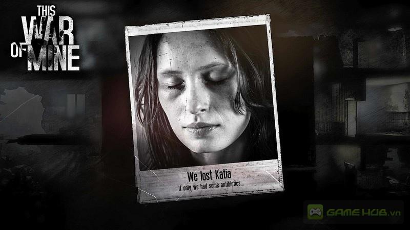 This War of Mine - Đạn, máu và nước mắt