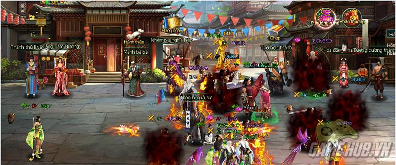 [Infographic]Quỳ Hoa Bảo Điển- 6 bí kíp kiếm tiền từ game