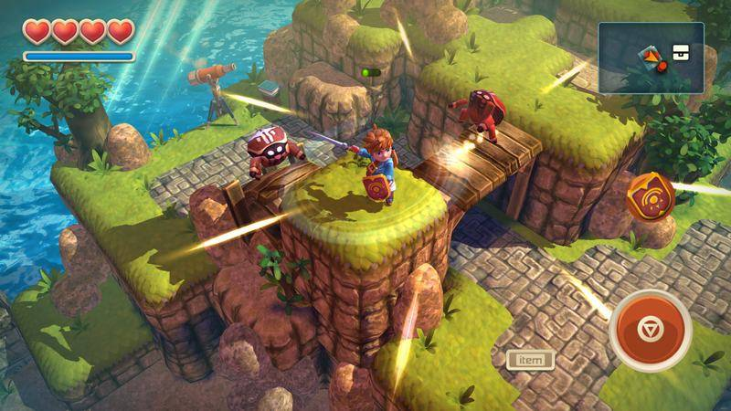 OCEANHORN: MONSTER OF UNCHARTED SEAS : Những Game Mobile phải chơi ...