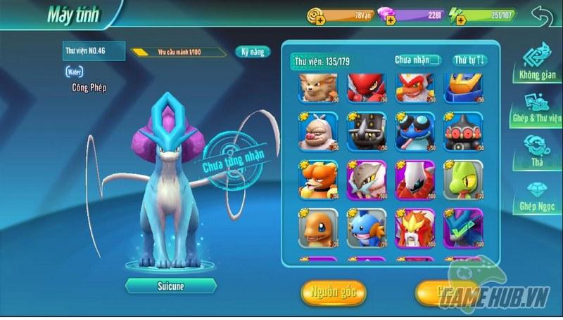 Làng Quái Thú: Game đối kháng Pokémon ra mắt 10h hôm nay, tặng game thủ 300 Giftcode