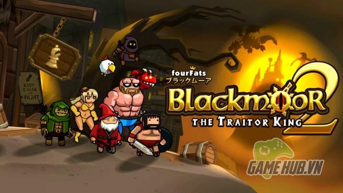 Blackmoor 2 - Game Mobile đấu mạng siêu độc cho game thủ hành sự trong thế giới 2D