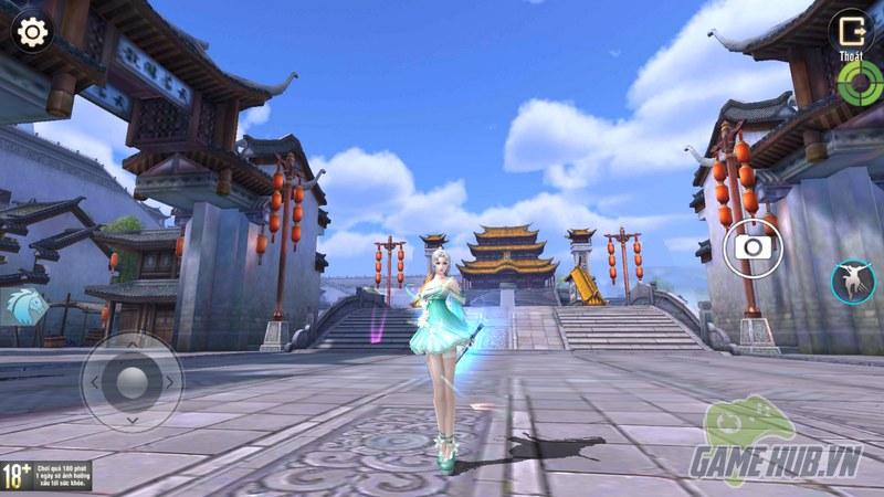 Cẩm Y Vệ: Siêu phẩm dòng game kiếm hiệp chính thức ra mắt, tặng 2.000 Vipcode