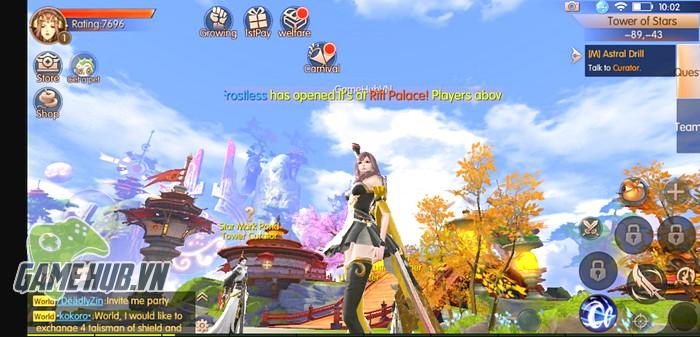 Tải ngay Novoland: Cửu Châu Thiên Không Thành - MMORPG siêu khủng đúng nghĩa trên Mobile